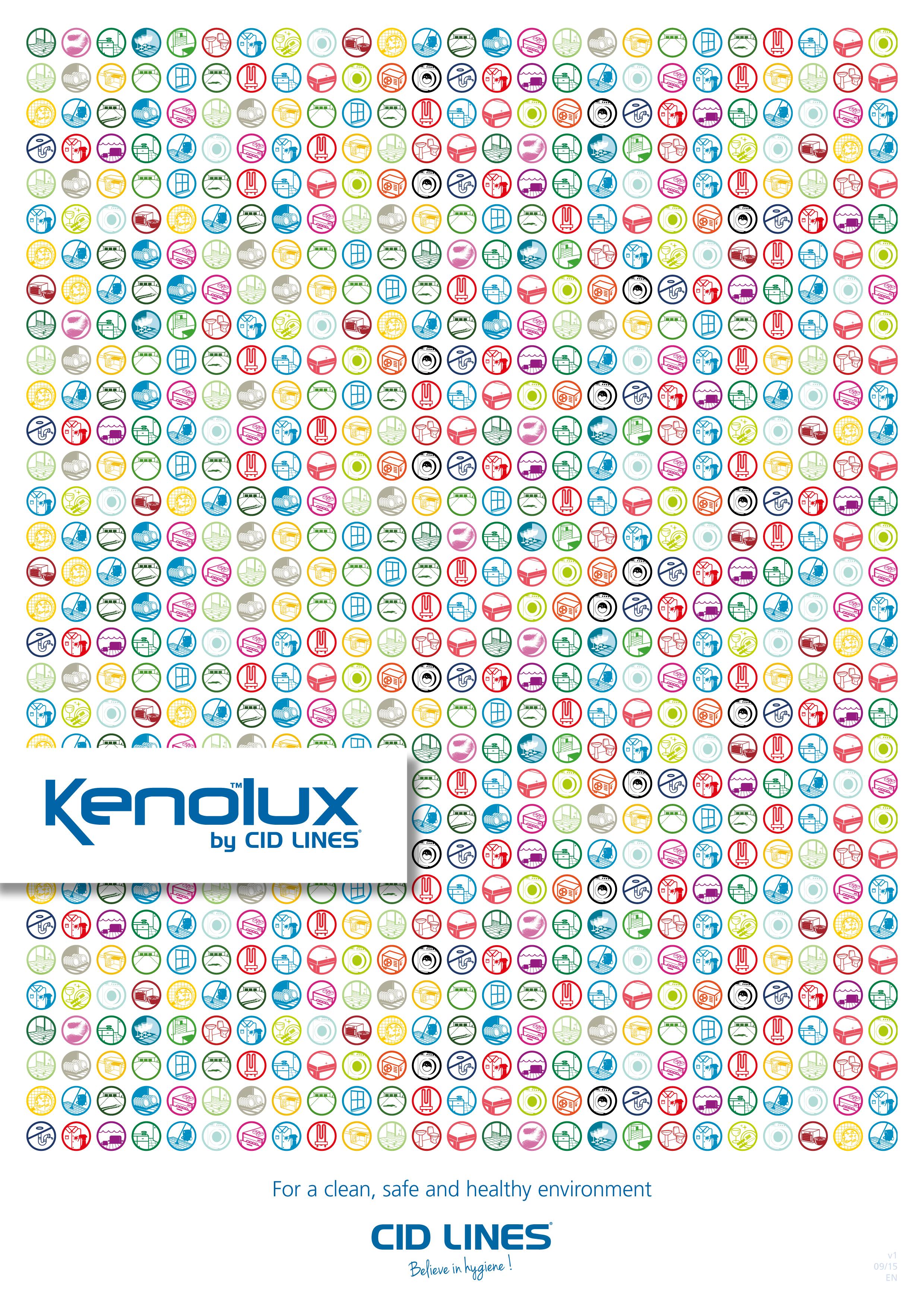 Kenotek Kenolux catalogue