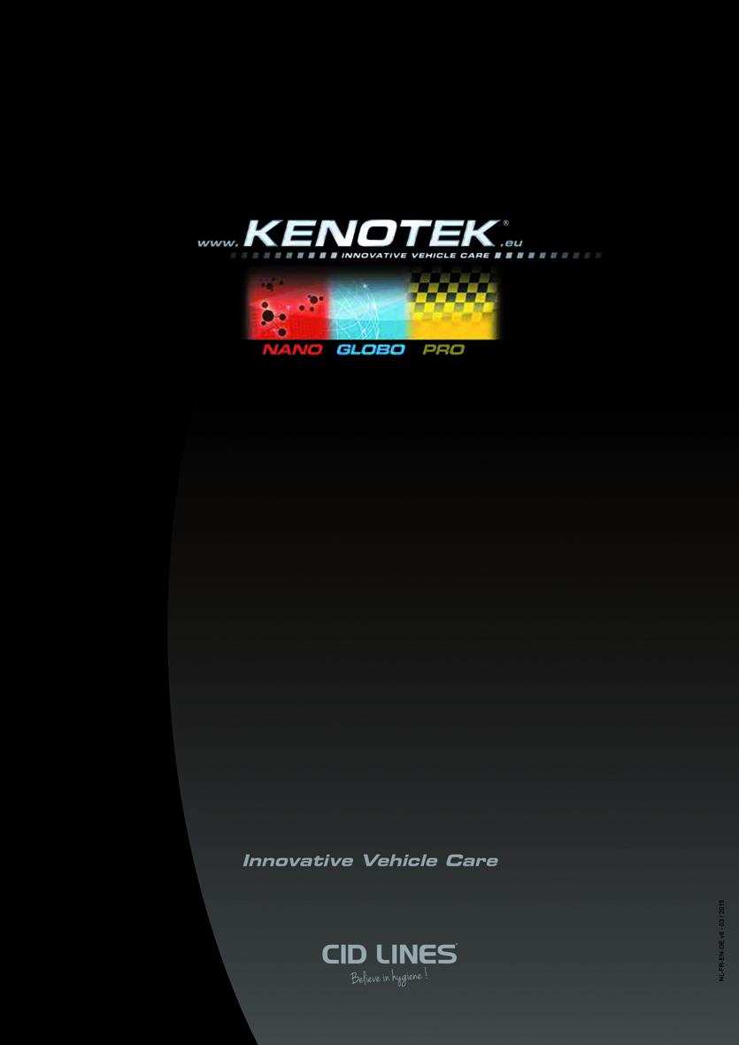 Kenotek Kenotek catálogo